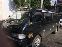 Cần bán lại xe Kia Pregio đời 2002, màu đen, nhập khẩu