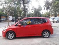 Cần bán gấp Honda Jazz 1.5AT sản xuất 2008, màu đỏ, nhập khẩu nguyên chiếc Nhật