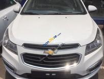 Bán xe Chevrolet Cruze LT 1.6MT sản xuất 2017, màu trắng, 589tr