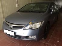 Bán ô tô Honda Civic 2.0 AT sản xuất 2007 chính chủ, giá chỉ 379 triệu