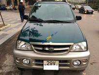 Bán xe Daihatsu Terios MT năm 2004, màu xanh lam, nhập khẩu chính hãng như mới