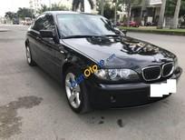 Bán BMW 325i năm sản xuất 2004, màu đen, giá chỉ 340 triệu