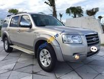 Cần bán gấp Ford Everest 2.5MT sản xuất 2007, màu bạc