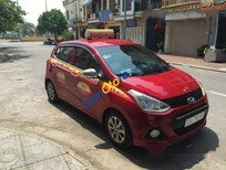 Bán ô tô Hyundai i10 MT đời 2015, màu đỏ