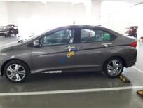Cần bán xe Honda City năm sản xuất 2017, màu xám, giá chỉ 583 triệu