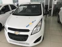Cần bán lại xe Chevrolet Spark Van năm 2013, màu trắng, xe nhập số tự động