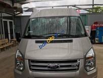 Cần bán lại xe Ford Transit sản xuất 2016, màu bạc, giá 780tr