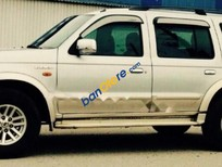 Bán xe Ford Everest 2.5L sản xuất 2006, giá tốt