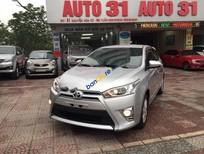 Cần bán xe Toyota Yaris 1.3AT sản xuất 2015, màu bạc, xe nhập, giá chỉ 585 triệu