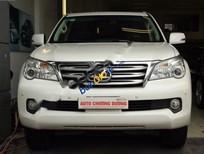 Cần bán xe Lexus GX460 sản xuất 2011, màu trắng, nhập khẩu