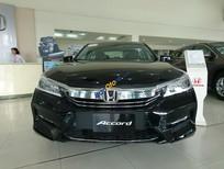 Bán xe Honda Accord 2.4 CVT năm sản xuất 2016, màu đen, nhập khẩu nguyên chiếc
