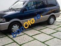 Bán Toyota Zace MT 2001 đã đi 140000 km