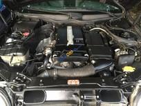 Bán Mercedes C180 đời 2003, màu đen chính chủ