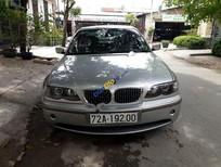 Bán xe BMW 325i năm 2004, màu bạc, nhập khẩu, 285 triệu