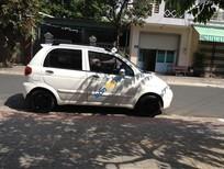 Cần bán xe Daewoo Matiz sản xuất năm 2007, màu trắng xe gia đình