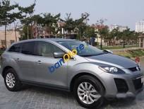 Cần bán xe Mazda CX 7 năm 2010, màu bạc