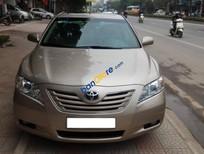 Bán Toyota Camry LE 2.4 sản xuất năm 2008, màu vàng, xe nhập