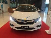 Cần bán xe Honda City V sản xuất năm 2017, màu trắng