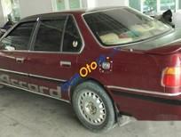 Bán ô tô Honda Accord MT sản xuất năm 1992, màu đỏ chính chủ, giá tốt