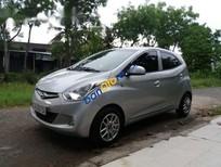 Cần bán Hyundai Eon năm sản xuất 2012, màu bạc, nhập khẩu, giá tốt