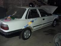 Bán xe Toyota Corolla sản xuất năm 1990, màu trắng, nhập khẩu nguyên chiếc giá cạnh tranh