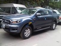 Cần bán xe Ford Ranger XLS 4x2MT sản xuất 2017, màu xanh lam, nhập khẩu