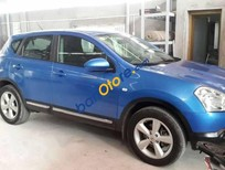 Bán Nissan Qashqai đời 2008, màu xanh lam, nhập khẩu nguyên chiếc xe gia đình