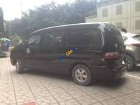 Cần bán Hyundai Starex năm sản xuất 2004, màu đen, nhập khẩu số sàn, giá 285tr