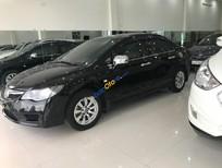 Cần bán gấp Honda Civic 1.8 MT sản xuất năm 2012, màu đen, giá 490tr