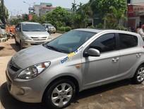 Bán xe Hyundai i20 sản xuất 2012, màu bạc, nhập khẩu số tự động, giá 385tr