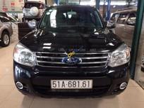 Cần bán lại xe Ford Everest MT năm 2013, màu đen số sàn