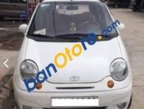 Bán Daewoo Matiz MT sản xuất 2007, màu trắng, 92 triệu
