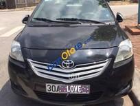 Cần bán gấp Toyota Vios 1.5 MT sản xuất năm 2010, màu đen chính chủ, giá tốt