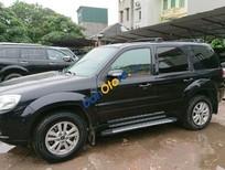 Cần bán lại xe Ford Escape XLS năm 2011, màu đen chính chủ