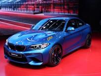 Giao ngay BMW M2 2016, Long Beach Blue, nhập khẩu chính hãng. Tặng ngay chuyến đi Hàn Quốc cho khách đặt cọc