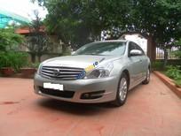 Cần bán lại xe Nissan Teana năm sản xuất 2010, màu bạc, nhập khẩu như mới