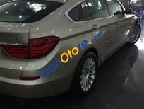 Cần bán xe BMW 5 Series 535i năm 2009, màu vàng cát
