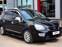 Bán Kia Carens SX 2.0AT sản xuất 2011, màu đen số tự động