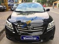 Cần bán Toyota Corolla XLI 2009, màu đen còn mới, giá tốt
