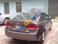 Cần bán lại xe Honda Civic sản xuất 2012, màu xám, giá tốt