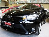 Cần bán xe Toyota Vios E MT sản xuất 2014, màu đen, giá chỉ 495 triệu