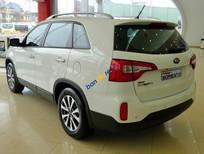 Cần bán xe Kia Sorento GAT sản xuất 2017, màu trắng, 801tr