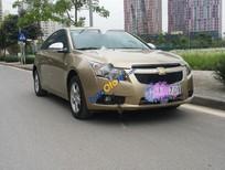 Xe Chevrolet Cruze LS 2014, màu vàng số sàn