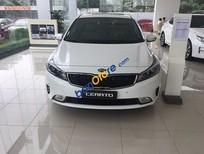 Cần bán xe Kia Cerato năm 2017, màu trắng giá cạnh tranh