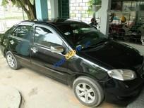 Cần bán Toyota Vios năm sản xuất 2004, màu đen, giá chỉ 225 triệu