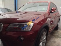 Bán BMW X3 sản xuất 2012, màu đỏ, xe nhập