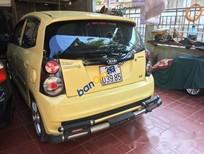 Bán ô tô Kia Morning MT EX Sport sản xuất năm 2010, màu vàng, xe nhập, giá chỉ 220 triệu