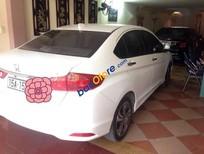Bán Honda City AT năm sản xuất 2014, màu trắng giá cạnh tranh