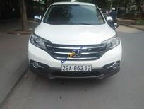Bán Honda CR V 2.0 AT năm sản xuất 2013, màu trắng, nhập khẩu nguyên chiếc, 790tr