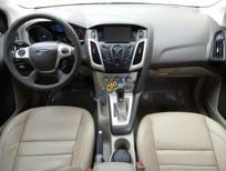 Bán xe Ford Focus 1.6AT đời 2012, màu nâu